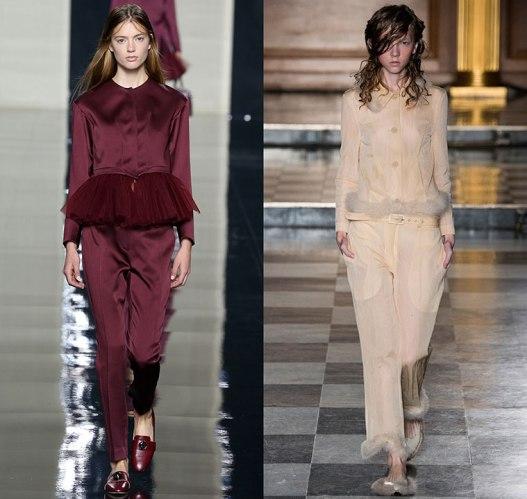 happenstijl-trend-twins-fashion-face-off-runway-spring-summer-2015-christopher-kane-simone-rocha-fur-marabou-tulle-trip-shirt-jacket-suit